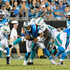 William Quinn Photos - Robert Quinn #94 of the Miami Dolphins sacks Cam Newton #1 of the Carolina Panthers in the second quarter during the game at Bank of America Stadium on August 17, 2018 in Charlotte, North Carolina. - Miami Dolphins v Carolina Panthers