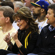 Sarah Palin and Todd Palin Photos