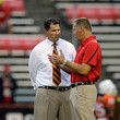 Randy Edsall Al Golden Photos