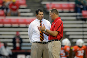 Randy Edsall Al Golden Photos Photo