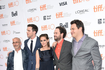 Michael A. Pruss 2015 Toronto International Film Festival - 'Equals' Premiere