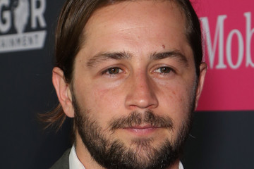Michael Angarano SHOWTIME, WME IMG, and MAYWEATHER PROMOTIONS VIP Pre-Fight Party Arrivals on the T-Mobile Magenta Carpet for Mayweather VS McGregor