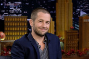 Michael Angarano visits 'The Tonight Show Starring Jimmy Fallon' at Rockefeller Center on November 20, 2018 in New York City.