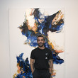 Michael Angel Michael Angel's 'Maps And Stacks' Presented By Gobbi Fine Art, New York City