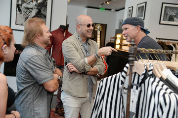 Michael Anthony John Varvatos 13th Annual Stuart House Benefit Presented by Chrysler With Kids' Tent by Hasbro Studios - Arrivals