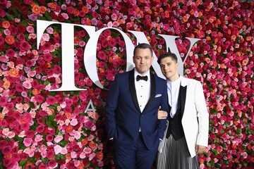 Michael Arden Andy Mientus 2018 Tony Awards - Red Carpet