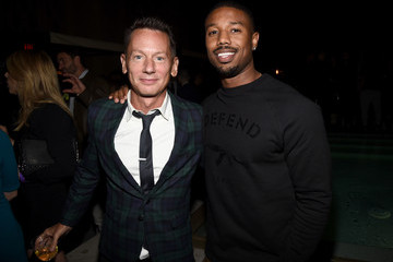 Michael B. Jordan GQ and Gap Celebrate Best New Menswear Designers
