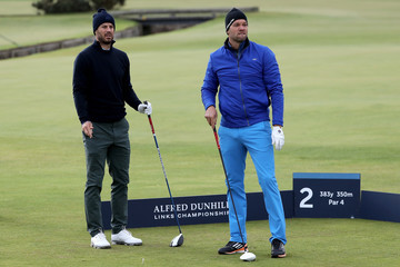 Michael Ballack Alfred Dunhill Links Championship - Day One