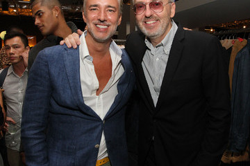 Michael Bastian Jim Moore GQ & Nordstrom Launch Pop-Up Store On Fashion's Night Out