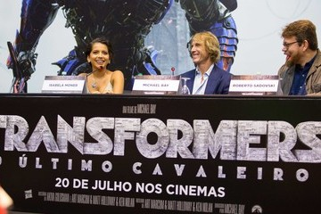 Michael Bay 'Transformers: The Last Knight' Latin America Press Junket