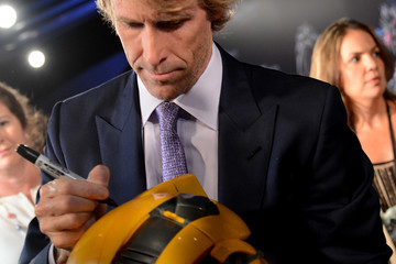 Michael Bay 'Transformers: Age of Extinction' Premieres in Rio