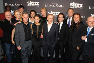 Michael Bay 'Black Sails' Premieres in Hollywood