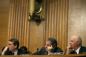 Michael Bennet Senate Holds Confirmation Hearing for Treasury Security Nominee Steven Mnuchin