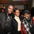 Michael Blackson VIP Screening of Tyler Perry's A Fall From Grace With Bresha Webb