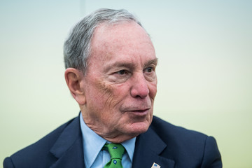 Michael Bloomberg COP 23 United Nations Climate Conference in Bonn