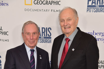 Michael Bloomberg 'Paris To Pittsburgh' New York Premiere