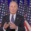 Michael Bloomberg Democrats Hold Unprecedented Virtual Convention From Milwaukee