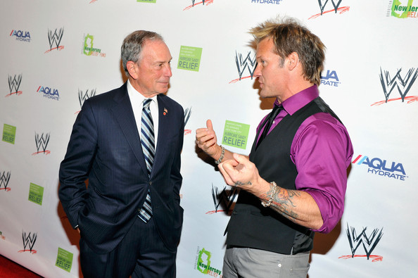 WWE Superstars for Sandy Relief