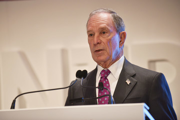 Michael Bloomberg 4th Annual Town & Country Philanthropy Summit