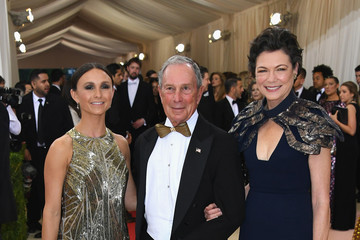 Michael Bloomberg 'Manus x Machina: Fashion In An Age of Technology' Costume Institute Gala - Arrivals