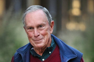 Michael Bloomberg Business Leaders Converge in Sun Valley, Idaho for the Allen and Company Annual Meeting