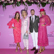 Michael Brown Celebrities Attend Chandon Ladies Day