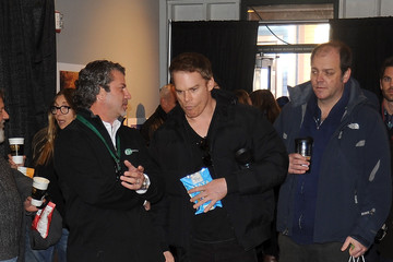 Michael C. Hall The 10th Anniversary LG Music Lodge At Sundance With Elio Motors And Tervis - Day 2