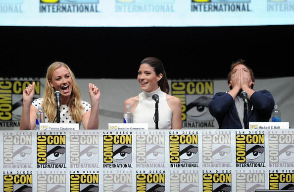 'Dexter' Stars Gather for Comic-Con Panel
