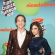Michael Campion Pinkberry Backstage at Nickelodeon's 2019 Kids' Choice