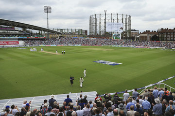 Michael Clarke England v Australia: 5th Investec Ashes Test - Day One