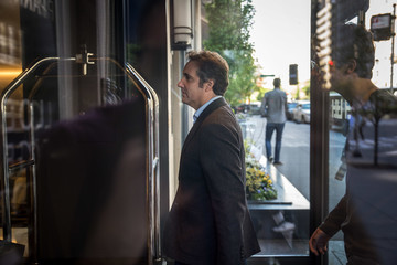 Michael Cohen President Trump's Former Lawyer Michael Cohen's Business Dealings Continue To Draw Federal Scrutiny