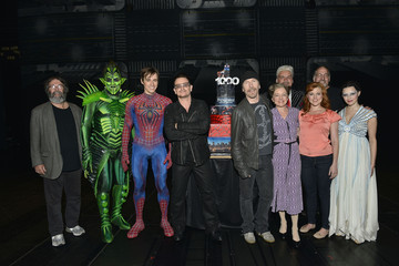 Michael Cohl 'Spider-Man Turn Off the Dark' Marks 1,000th Performance