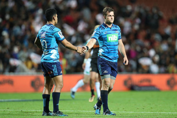 Michael Collins Super Rugby Rd 8 - Chiefs v Blues