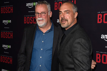 Michael Connelly Premiere of Amazon's 'Bosch' Season 2 - Red Carpet