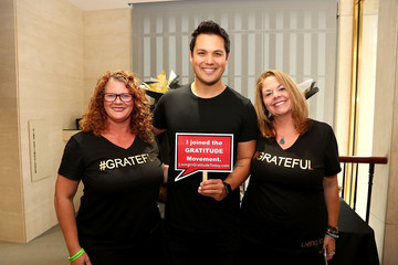 Michael Copon GBK Pre-Oscar Luxury Lounge - Day 1