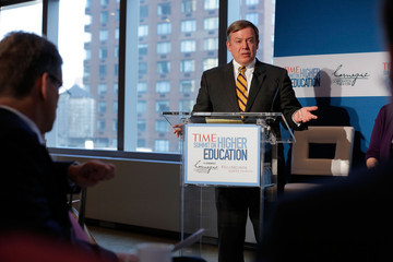 Michael Crow TIME Summit On Higher Education