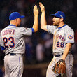 Michael Cuddyer League Championship Series - New York Mets v Chicago Cubs - Game Three