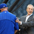Michael Cuddyer Division Series - Los Angeles Dodgers v New York Mets - Game Four