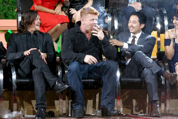 "Michael Cudlitz AMC presents ""Talking Dead Live"" for the premiere of ""The Walking Dead"""