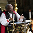 Michael Curry Prince Harry Marries Ms. Meghan Markle - Windsor Castle