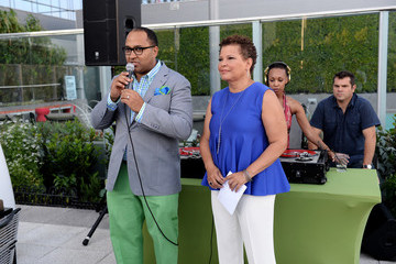 Michael D. Armstrong 2013 BET Awards - International Party