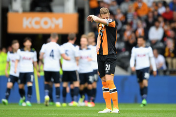 Michael Dawson Hull City v Tottenham Hotspur - Premier League