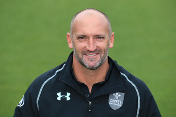 Michael Di Venuto Surrey CCC Photocall