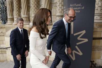 Michael Dixon The Duchess Of Cambridge Presents The Art Fund Museum Of The Year 2016 Prize