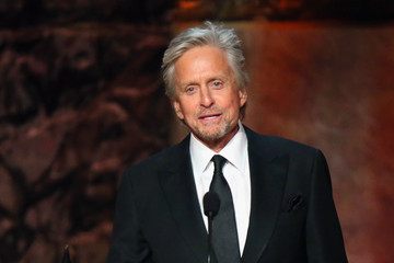 Michael Douglas 42nd AFI Life Achievement Award Honoring Jane Fonda - Show