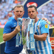 Michael Doyle Coventry City Vs. Exeter City - Sky Bet League Two Play Off Final