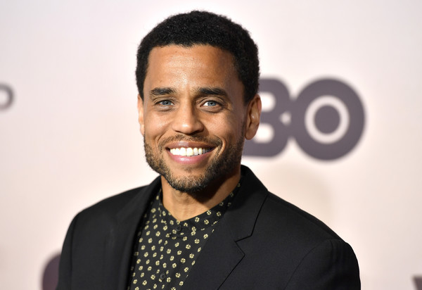"""Premiere Of HBO's """"Westworld"""" Season 3 - Arrivals [westworld,season,hair,facial hair,forehead,smile,beard,white-collar worker,moustache,arrivals,michael ealy,california,hollywood,tcl chinese theatre,premiere of hbo,premiere,beard,tuxedo m.,tuxedo,socialite,m. moustache]"""