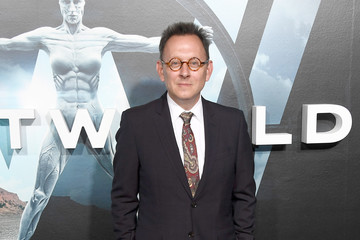 Michael Emerson Premiere of HBO's 'Westworld' - Arrivals