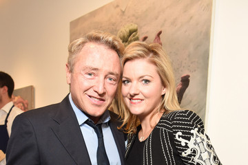 Michael Flatley The Dot Project Launch With Group Show 'Distorted Vision'