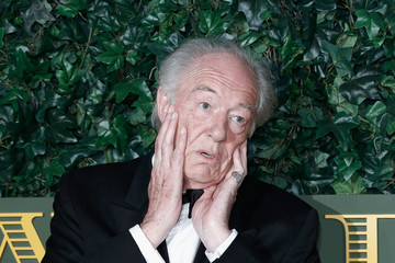 Image result for michael gambon 2018